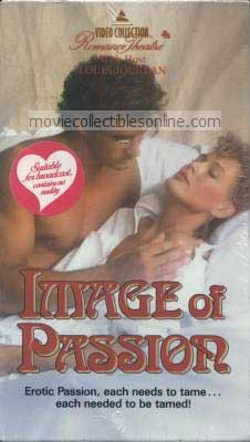Image of Passion VHS