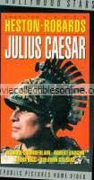 Julius Caesar VHS